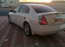 Nissan Altima 2006 For sale - White color