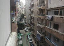 شقة للبيع بالاسكندرية ميامي خطوات لشارع الإسكندر