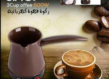 #كنكة قهوة كهربائية