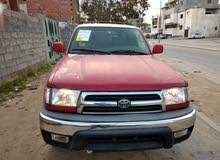 Toyota 4Runner 2000 For sale - Red color