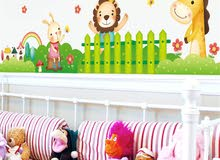 ستيكرات ل غرف الاطفال