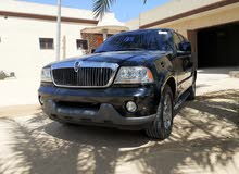 Automatic Lincoln 2004 for sale - Used - Tripoli city
