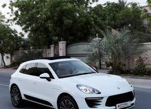 Porsche macan S edition