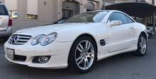 For sale 2008 White SL 350