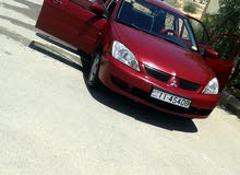 Maroon Mitsubishi Lancer 2008 for sale