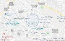 مكتب تجـــاري للايجـار مساحات مختلفة بجبل الحسين