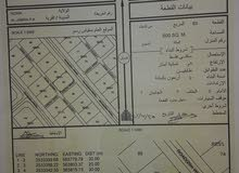للبيع ارض في حي الشعثاء 93 من المالك مباشره