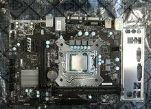 Core i7-6700 + Msi B150M معالج جيل سادس + بورد