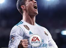 FIFA 18 نظيفة للبيع