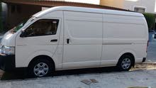 2015 Used Hiace with Manual transmission is available for sale