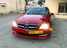 km Mercedes Benz C 350 2012 for sale