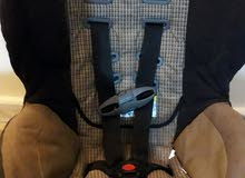 كرسي اطفال استعمال اوربي معاه سيور تثبيت في كرسي سيارة