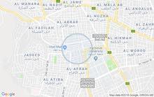 شقة للإيجار طابق ثالث قرب شارع الجامعة اربد