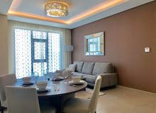 Nice 2 BR FF Apartment in Amwaj Island For Rent