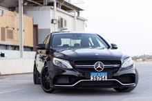 Mercedes Benz c63 2016 اصلية بحالة ممتازة
