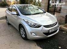 Automatic Grey Hyundai 2013 for rent