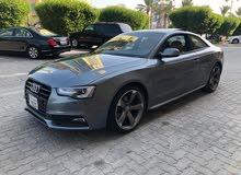 Audi S-line A5 2015