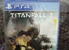 titanfall 2 new sealed جديدة متبرشمة وتوصيل لحد باب البيت مجانا