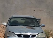 2005 Daewoo Lacetti for sale in Zawiya