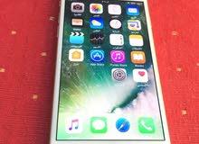 شاشة ايفون 6 عادي  جوده رائعه  سعر ثاابت