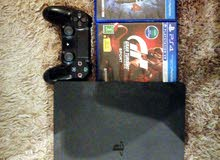 A clean Used Playstation 4 available for immediate sale.