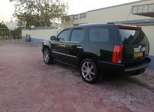 Black Cadillac Escalade 2008 for sale