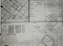 ارض سكني تجاري العامرات المنطقة السادسه البريد