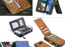 كور موبايل+ محفظة بطاقات بنك
