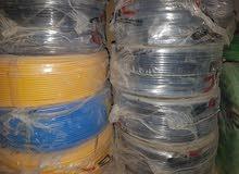 كابلات، وايرات، اسلاك كهرباء   الخليج gulf cable wire