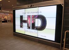LED VIDEO WALL AND DIGITAL SIGNAGE