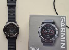Garmin Fenix 5X Smart Watch for Sale