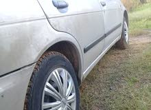 Automatic Silver Nissan 1999 for sale