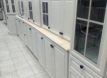 للبيع مطابخ جديد جاهز مع توصيل تركيب