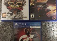 NFS DE +SF¥ +GT Sport PS4