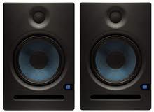 للبيع سماعات استديو Eris E8 من شركة presonus مع الاستندات