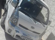 Manual White Kia 2012 for sale