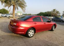 Red Mitsubishi Galant 2013 for sale