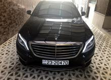 Available for sale! 1 - 9,999 km mileage Mercedes Benz S 400 2017