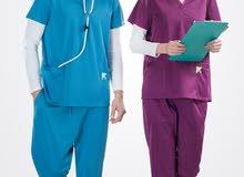 خدمات تمريضية شاملة - ممرضين وممرضات