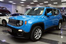 Jeep Renegade 4WD 2015 Perfect condition