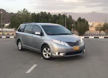 Used condition Toyota Siena 2016 with  km mileage