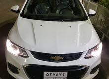شوفرليت أفيو الشكل الجديد رقم اربيل زيرو محرك 1600 موديل 2019
