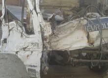 سيارة شيفرولية حادث الموتور سليم وبحالة ممتازة والشاسية سليم وبحالة الفابريكه