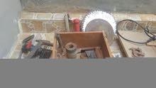 معدات ورشة نجاره للبيع