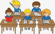 معلمة لغة عربية وتأسيس المرحلة الابتدائية واستضافة اطفال