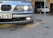 BMW 520 بحالة الوكالة 1996