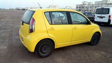 For sale 2008 Yellow Sirion