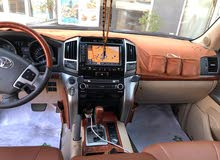 Toyota Land Cruiser 2012 - Automatic