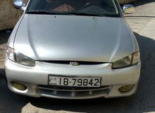 Hyundai Accent car for sale 1997 in Amman city