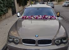 Rent a 2003 BMW 745 with best price